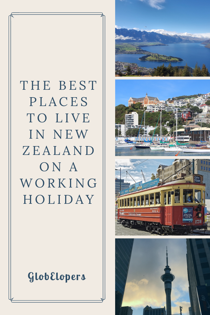 The Best Places to Live in New Zealand Vertical