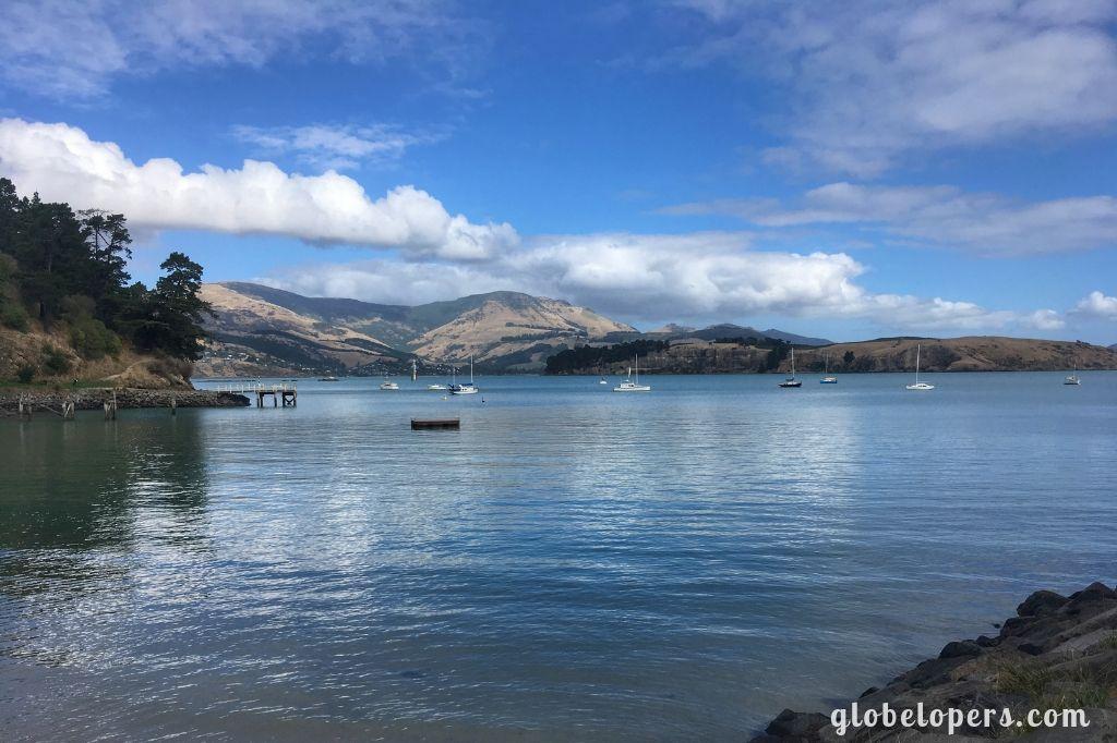 Coastal Path Lyttelton - Hikes in Christchurch