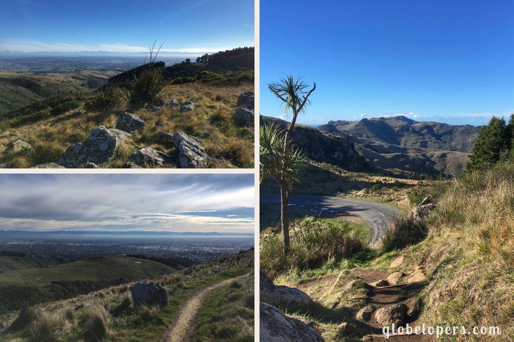 Crater Rim Walkway - Hikes in Christchurch