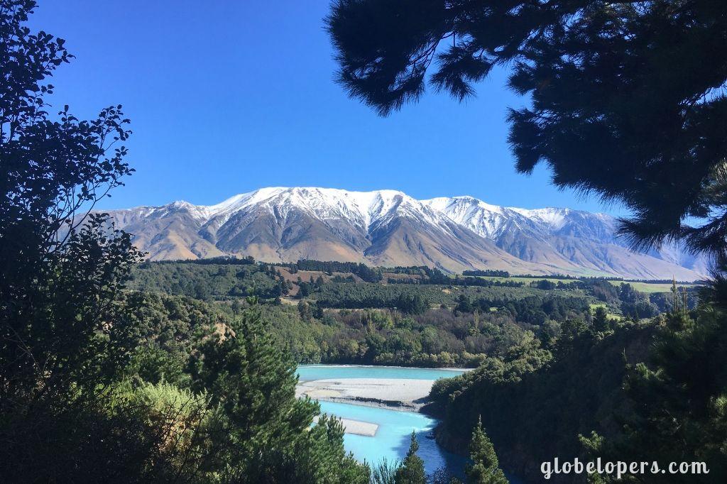 Rakaia Gorge - Hikes Near Christchurch