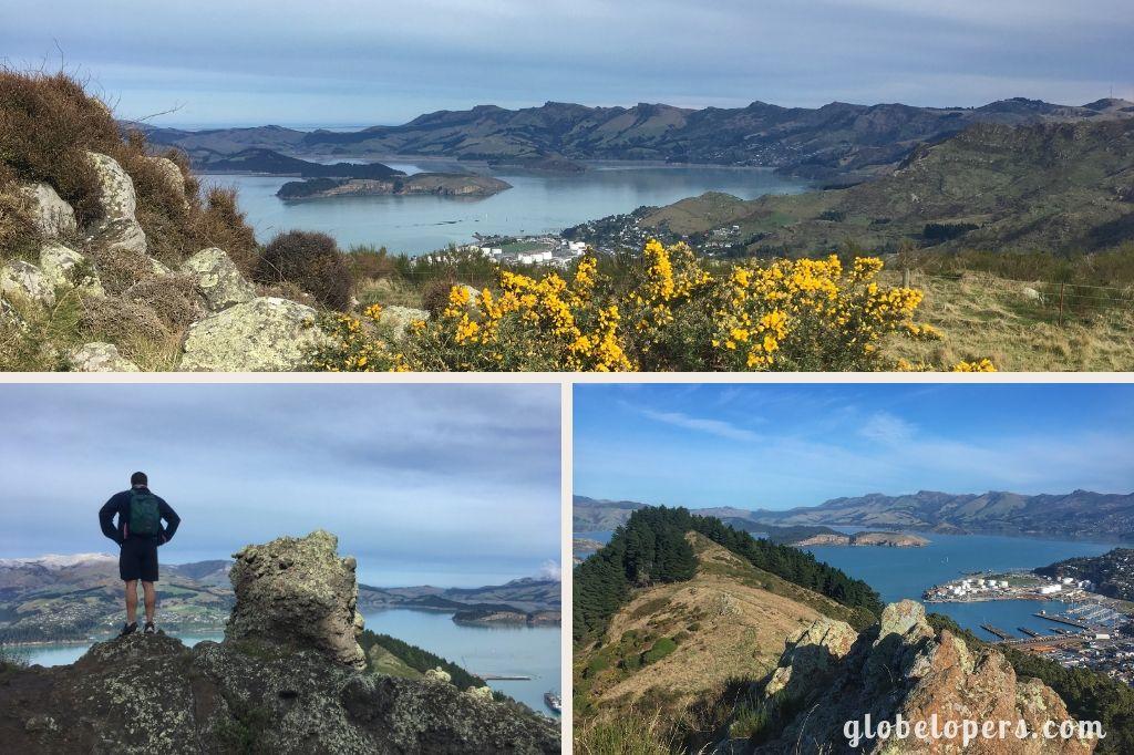 Urumau Loop, Lyttelton - Hikes in Christchurch